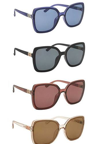 Chic side metal accent sunglasses-id.cc53981