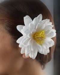 Artificial Flower Hair Clip-id.CC28862