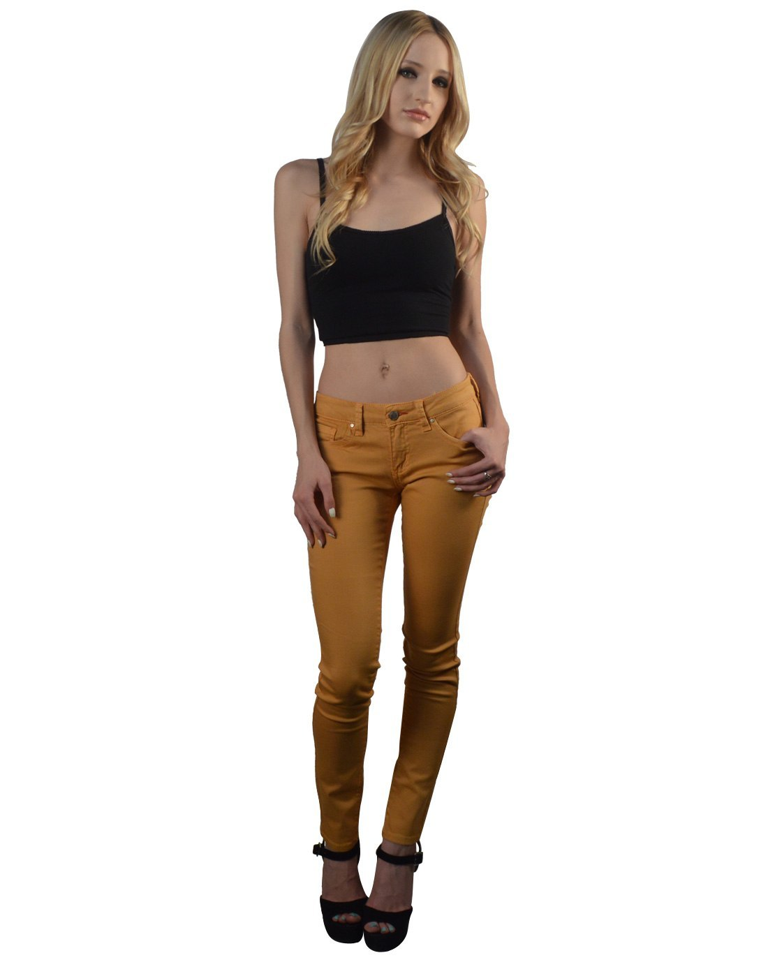 Full Length Slim Fit Pants-id.29418