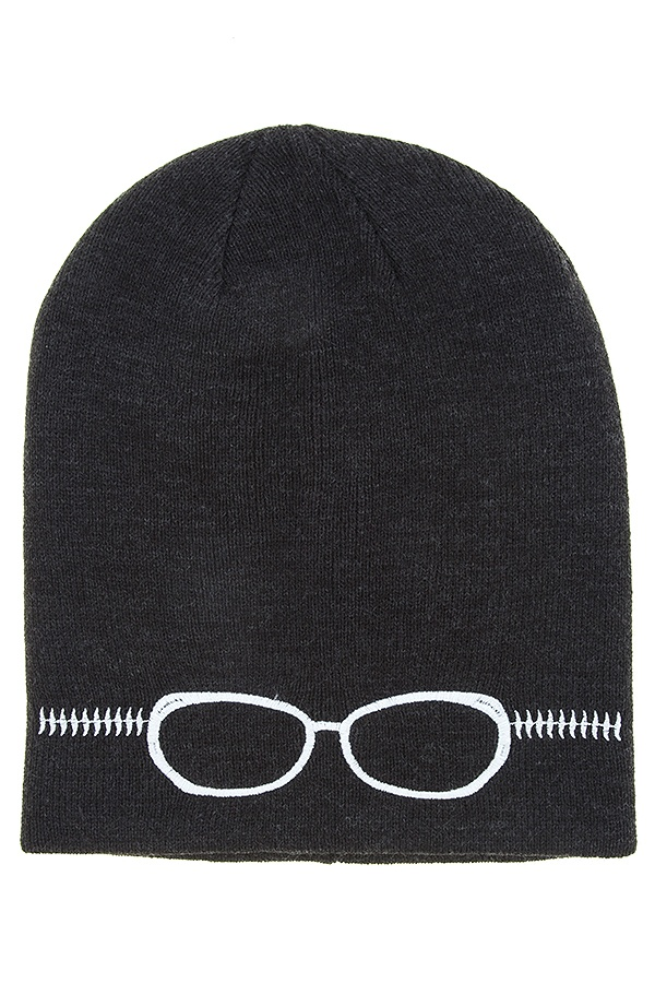 Embroidered glass beanie-id.34326f