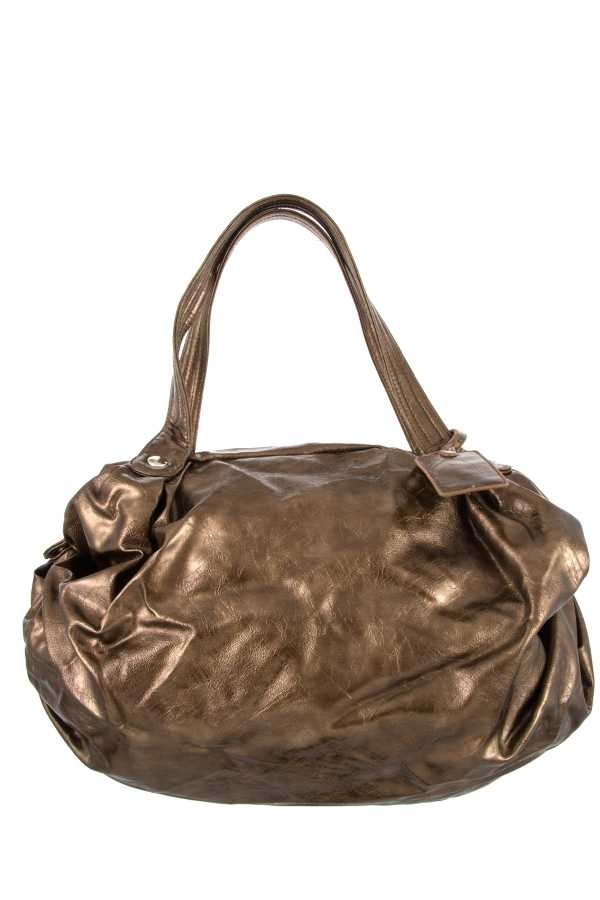 Ladies fashion crackled textured hobo handbag-id.CC35707