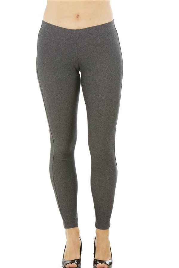 Ladies fashion stretch cotton blend leggings-id.CC35914a