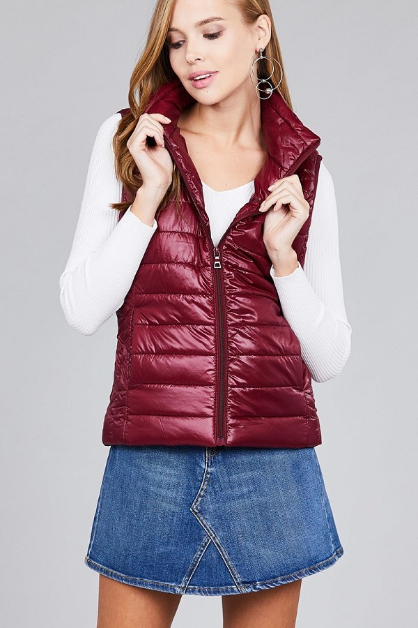 Quilted padding vest-id.cc37063a