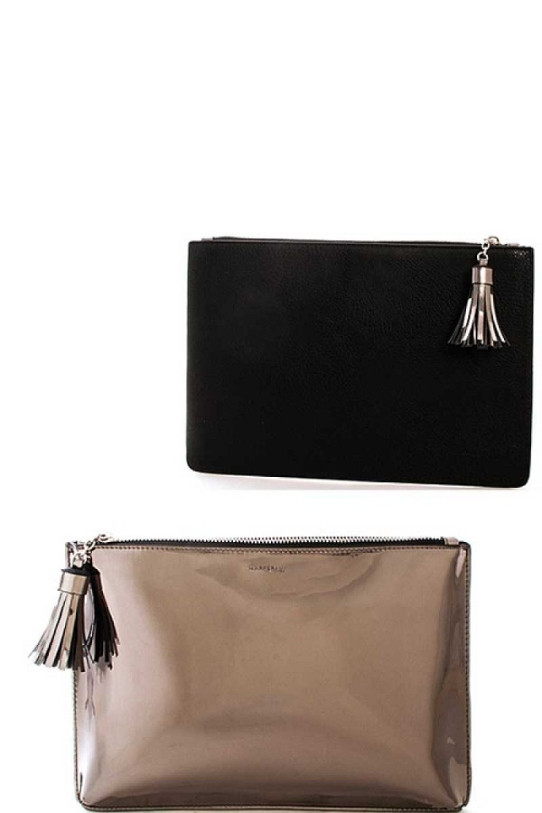 Princess re flexion two color clutch bag-id.cc37289