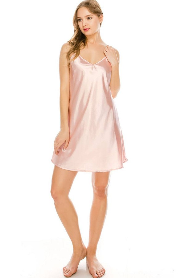 Satin dress and thong set-id.cc38003c