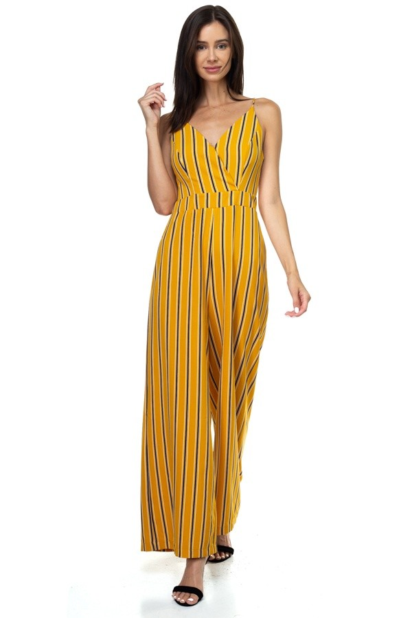 Stripe back self-tie jumpsuit-id.cc38703a
