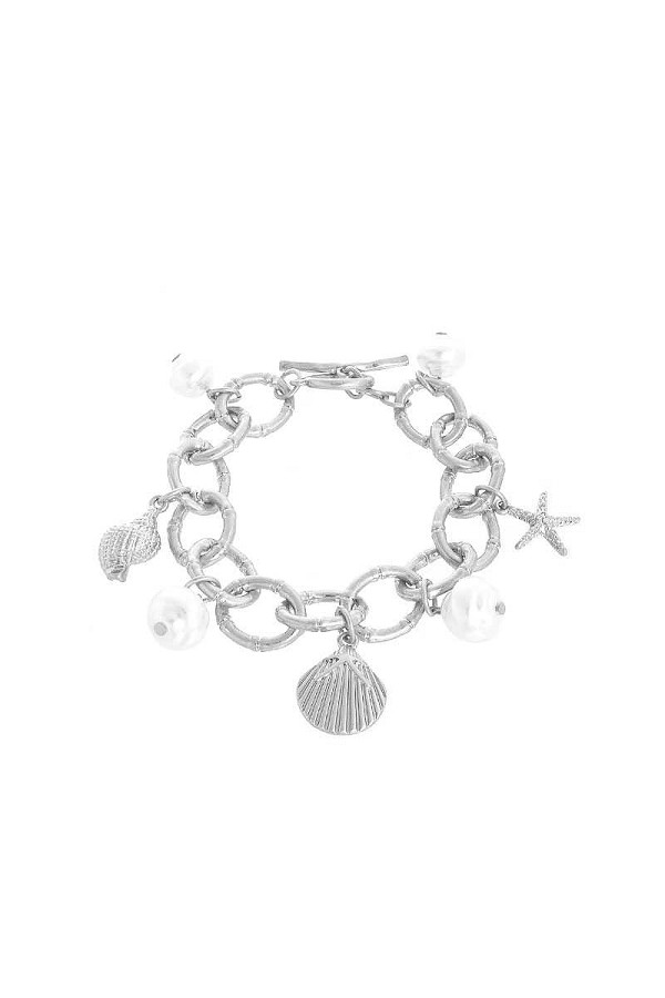 Fashion sea creature dangle bracelet-id.cc51469