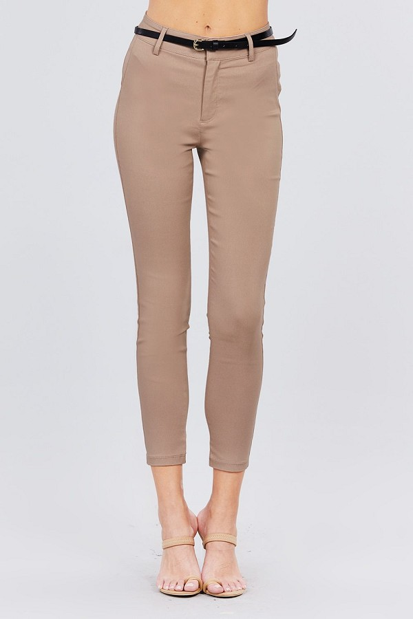 Bengaline belted pants-id.cc51926b